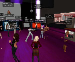 Free Dance Club Second Life